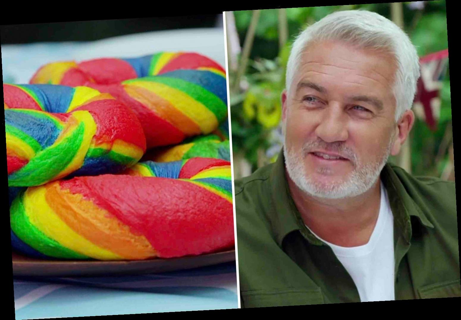 GBBO hit by Ofcom complaints after Paul Hollywood says rainbow bagels represent the NHS instead of LGBTQ+ community