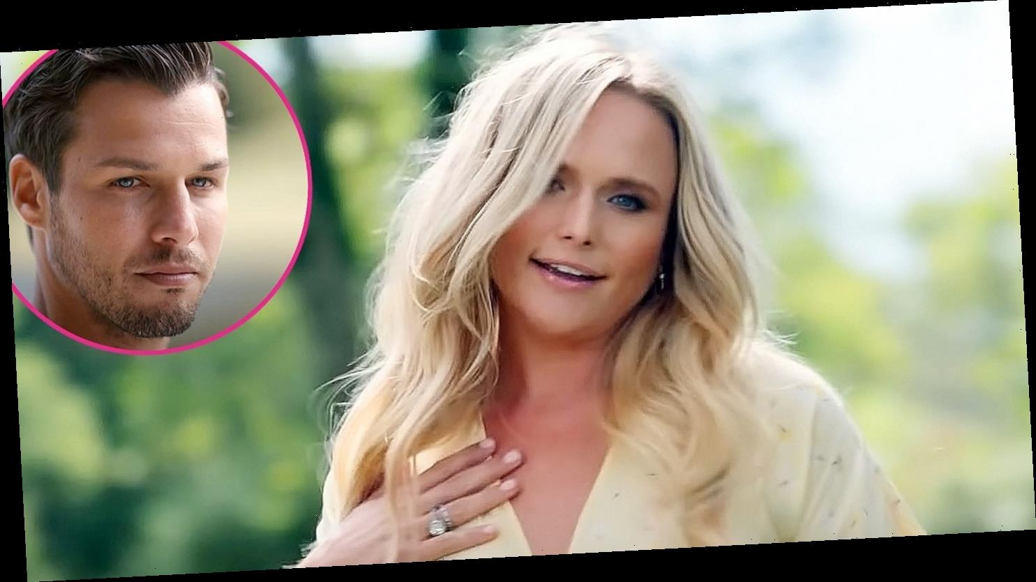 Miranda Lambert Had Husband Brendan in New Video Because 'He's Really Pretty'