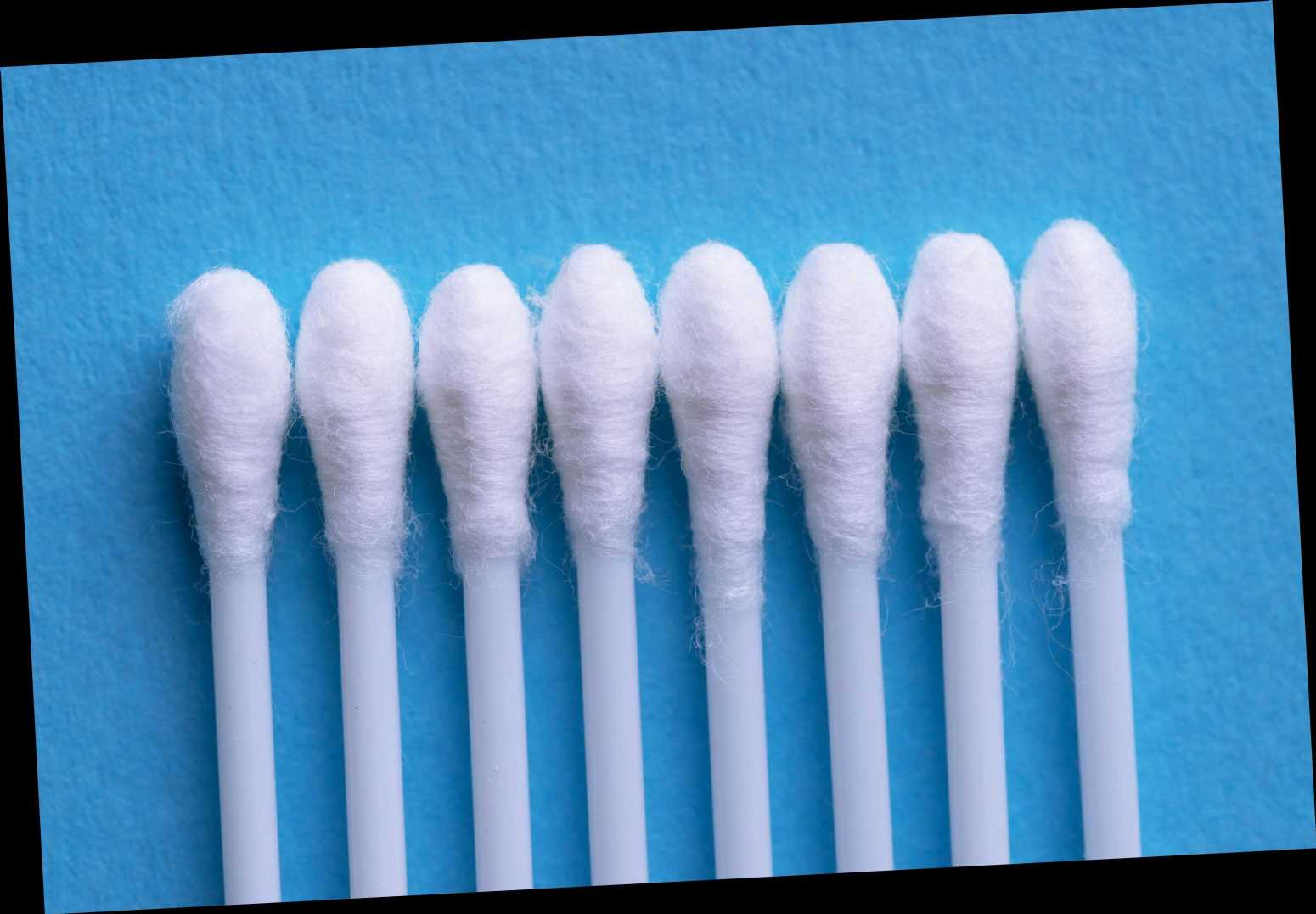 Plastic cotton buds, coffee stirrers and straws banned from today