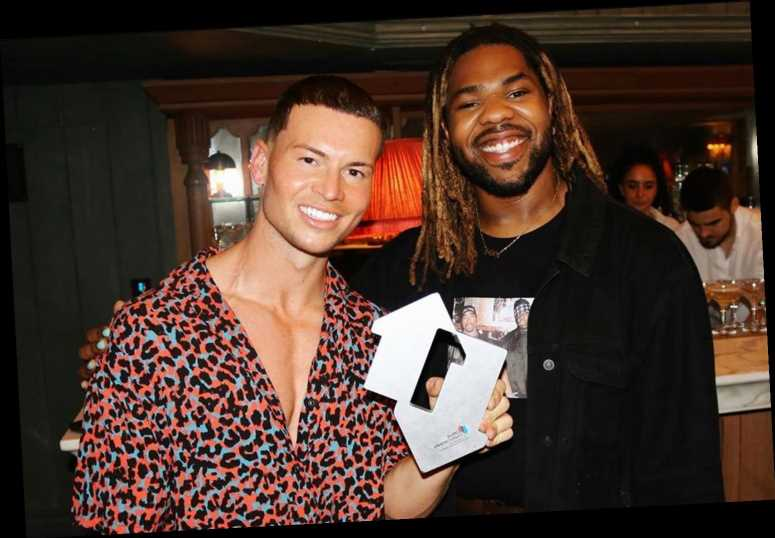 Who are Strictly performers Joel Corry and MNEK? – The Sun