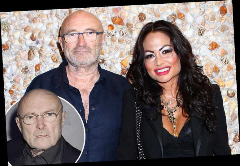 Phil Collins planning to 'file eviction lawsuit' to kick ex-wife Orianne Cevey out of Miami mansion