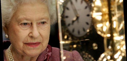 Changing Queen Elizabeth's Clocks Takes a Team of Experts 40 Hours 2 Times Per Year