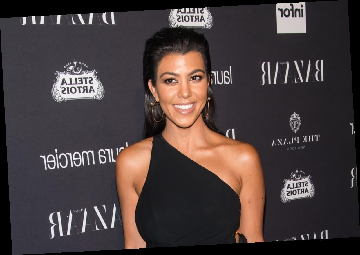What Did Kourtney Kardashian Do Before 'KUWTK'? Her 1st Reality Show Was So Random