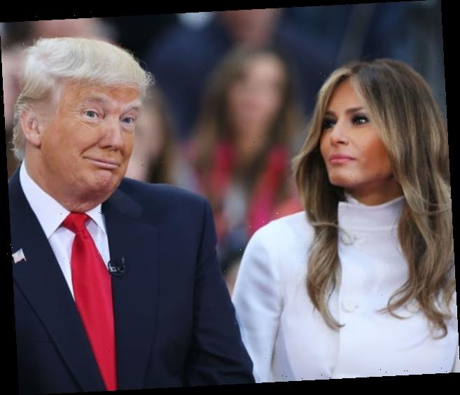 Donald Trump and First Lady Test Positive for the COVID-19
