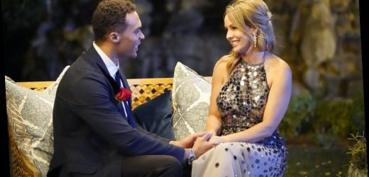 """Here's Why Clare Said She """"Knew It"""" After Meeting Dale On 'The Bachelorette'"""