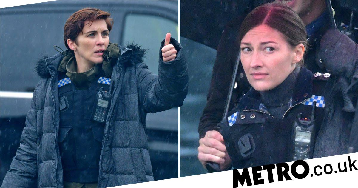 Line Of Duty season 6: Vicky McClure and Kelly Macdonald film in Belfast