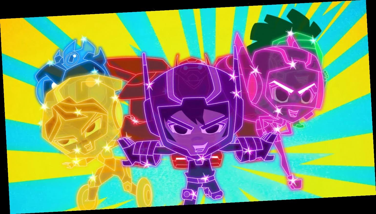 'Big Hero 6 The Series' Debuts New Clip of Evil Chibi Versions of the Team at NYCC