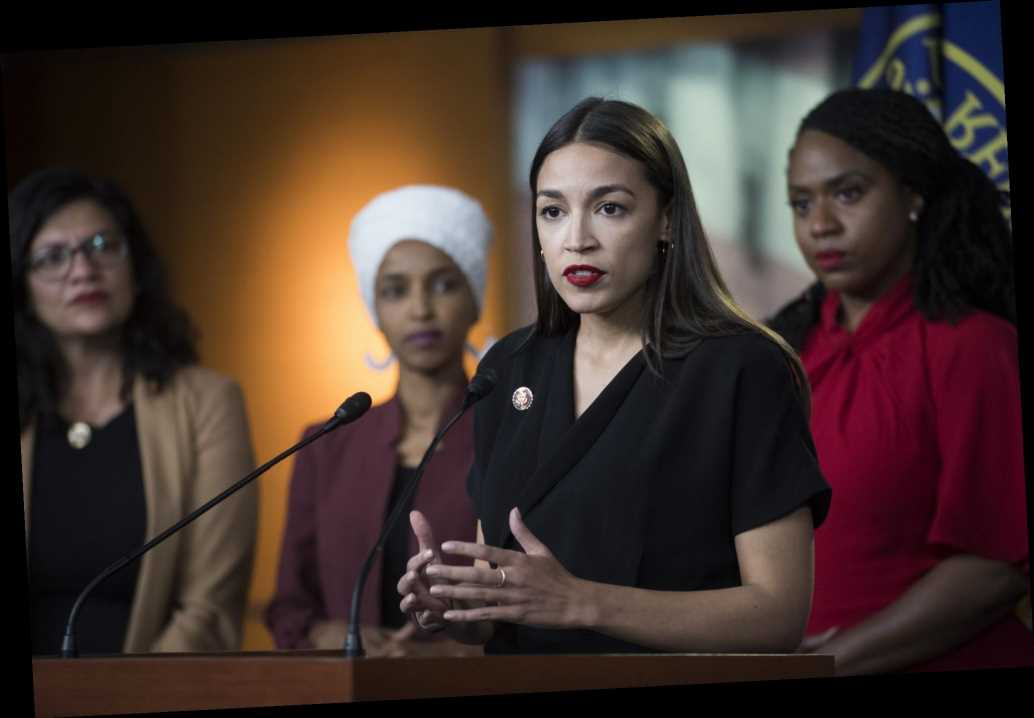 "Alexandria Ocasio-Cortez Had Some Thoughts on Donald Trump's ""AOC Plus 3"" Call Out"