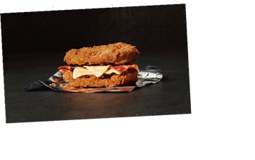 KFC's bringing back its Double Down burger for six weeks