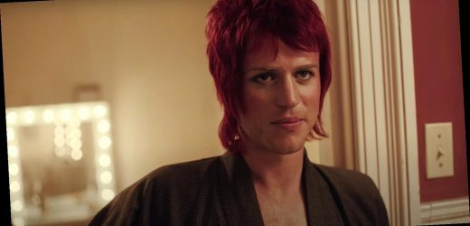 Emma. Star Johnny Flynn Transforms Into David Bowie in New Biopic Stardust: Watch the Trailer