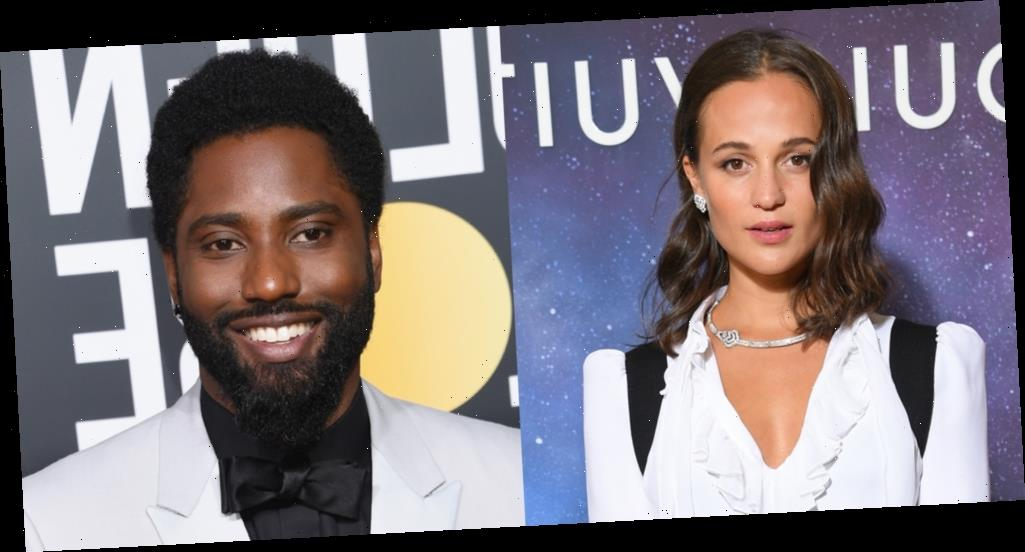 John David Washington's Thriller Movie With Alicia Vikander Heading to Netflix Next Year