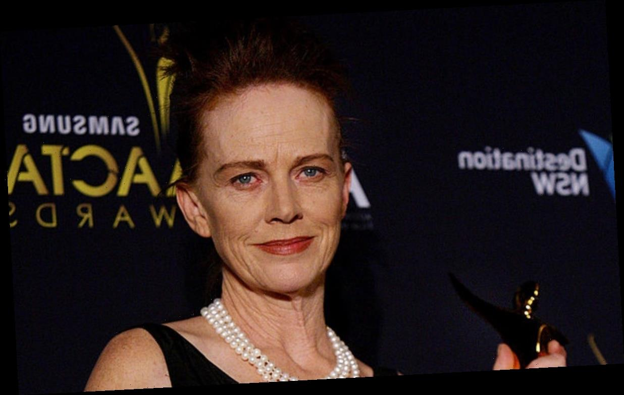 Ratched star Judy Davis looks amazing in throwback photo from the eighties