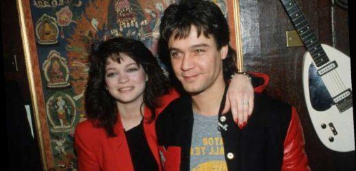 Inside Eddie Van Halen and Valerie Bertinelli's relationship