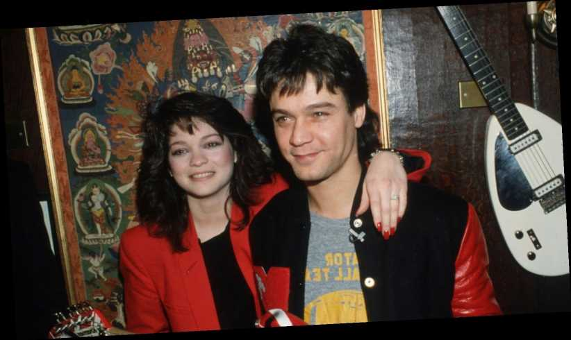 Inside Eddie Van Halen and Valerie Bertinelli's relationship