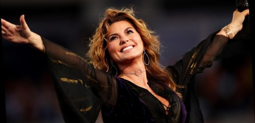 Shania Twain wants to collab with this surprising rapper