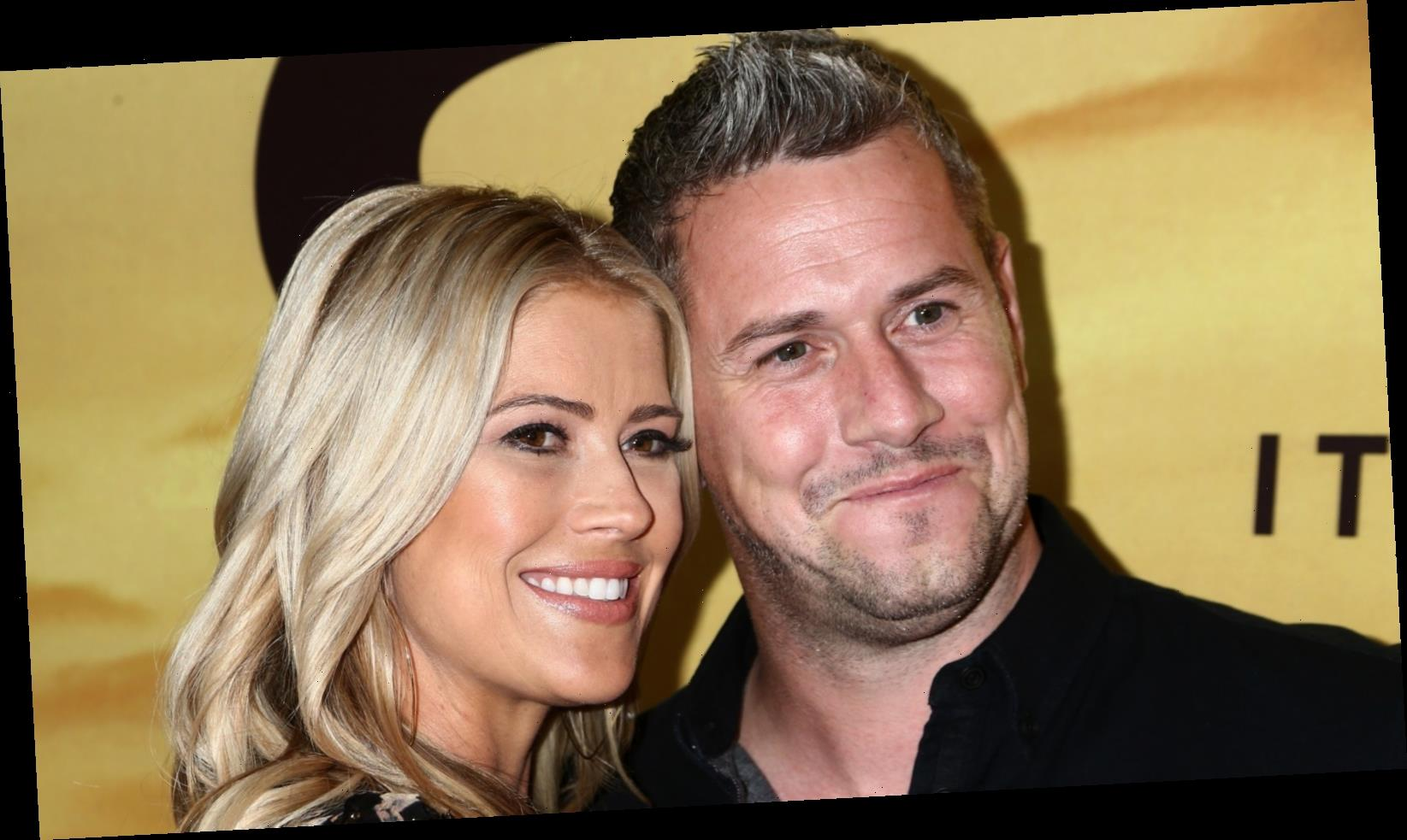 The strange way Ant Anstead is dealing with his breakup from Christina