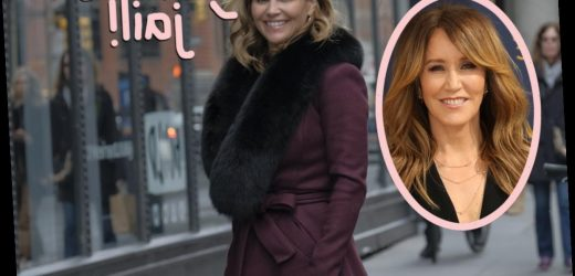 Lori Loughlin Reported To Prison – The Same 'Club Fed' Where Felicity Huffman Went!