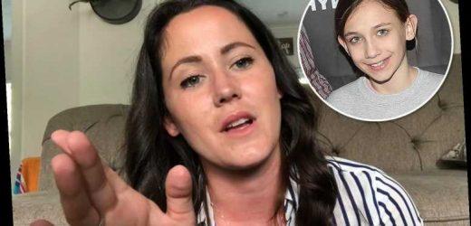 Teen Mom Jenelle Evans slammed for 'mocking' husband David Eason's daughter Maryssa, 11