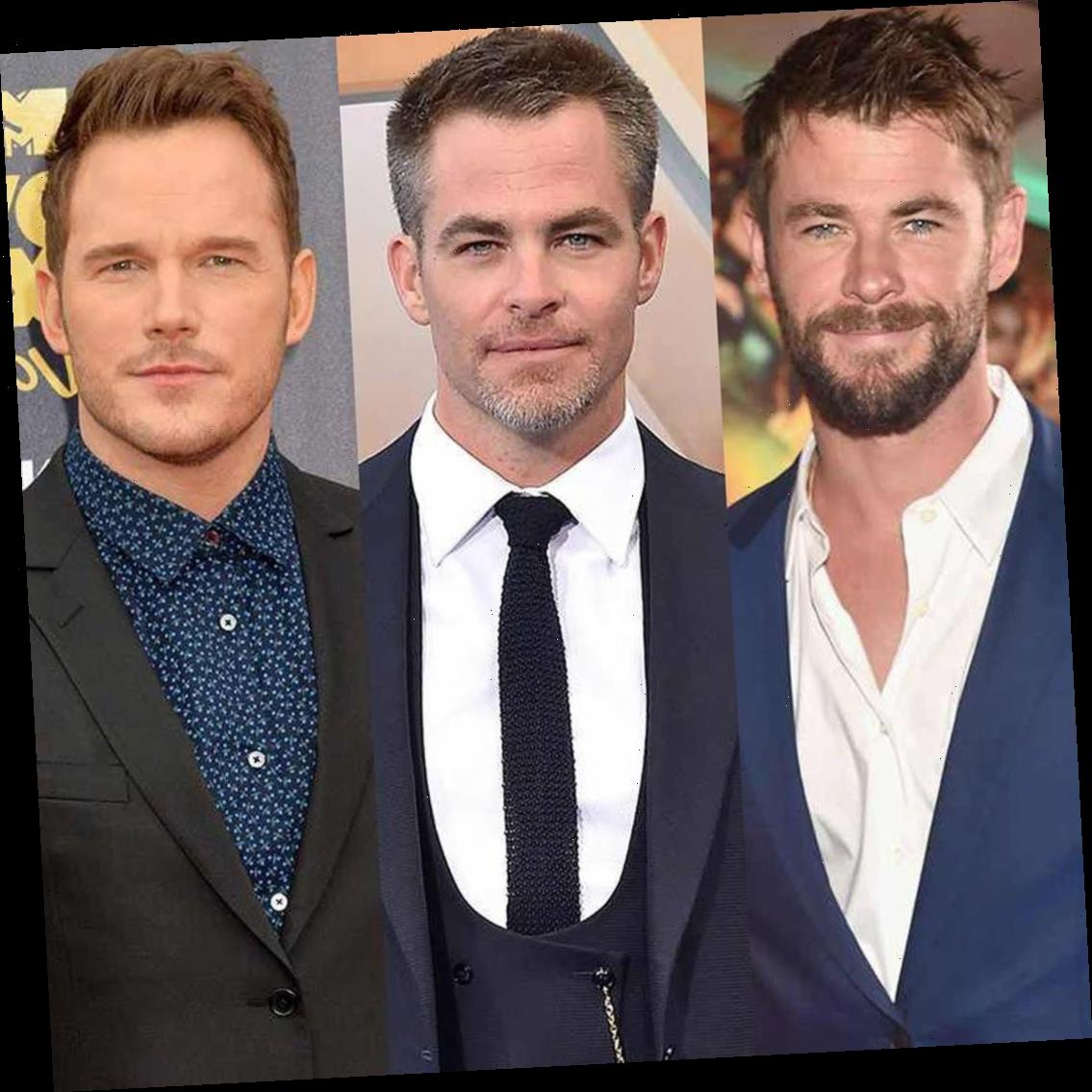 The Battle of the Hollywood Chrises Continues: Find Out Which Chris Is Winning Now