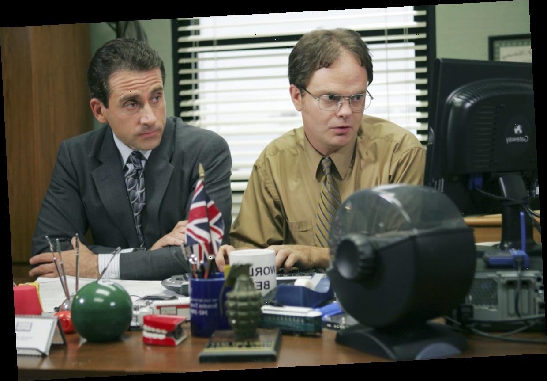 Rainn Wilson's Bizarre 'The Office' Reunion Idea Has Him and Steve Carell Switching Roles