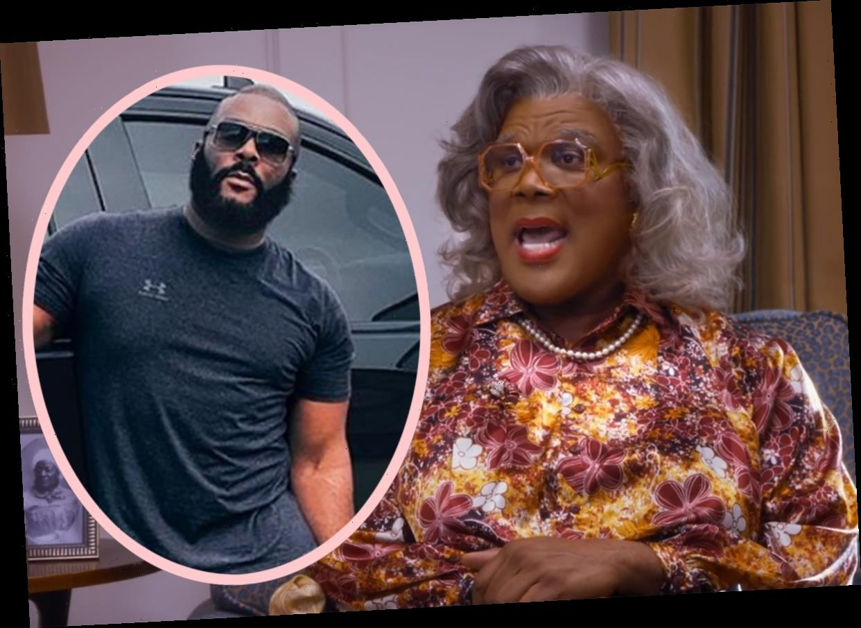 Tyler Perry Divides Internet With This Thirst Trap! And Is That His Peen?!