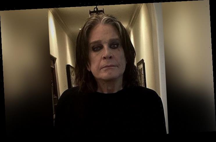 Ozzy Osbourne Blames His Health Issues on 'Cursed' Doll