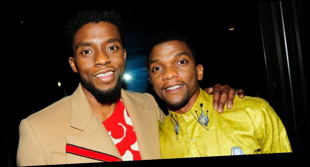 Chadwick Boseman's older brother reveals he has been in cancer remission for 2 years after his own private battle