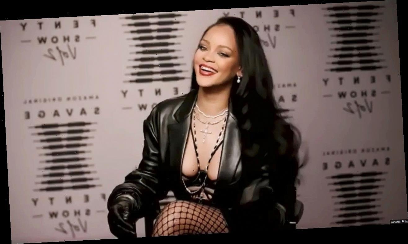Rihanna Talks Making Music in Quarantine & Her Inclusive Fashion Show