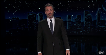 Jimmy Kimmel Rips Into Trump's 'Superspreader' Rally