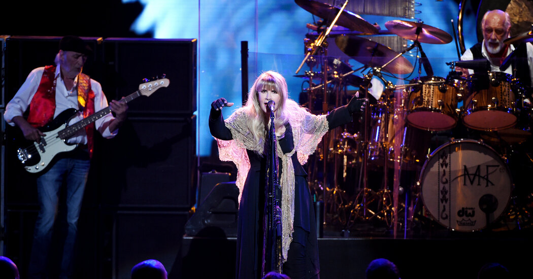 Fleetwood Mac's 'Rumours' Returns to the Top 10, Thanks to TikTok