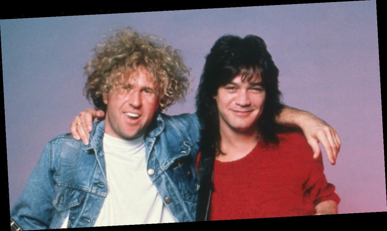 Sammy Hagar Reconnected With Eddie Van Halen Before His Death
