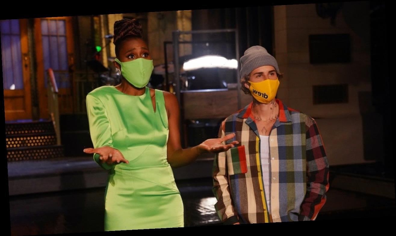 Justin Bieber and Issa Rae Are Pumped for Their 'SNL' Appearances