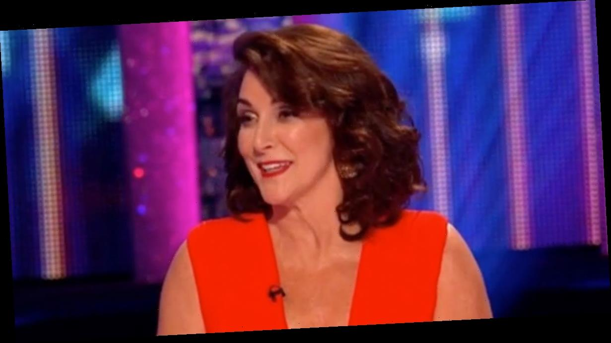 Strictly's Shirley Ballas, 60, flaunts ageless beauty in red-hot dress