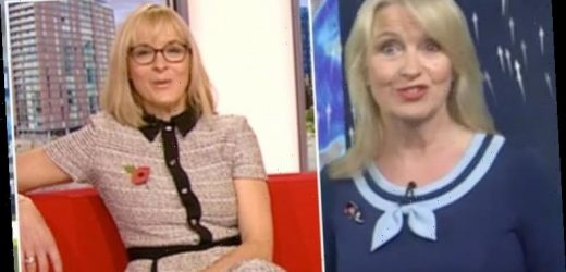 Carol Kirkwood leaves Louise Minchin 'disappointed' after BBC Breakfast clash