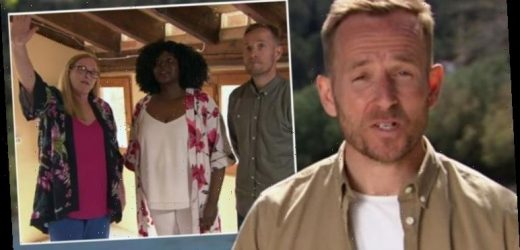 A Place in the Sun guest hits out at Jonnie Irwin as they reject property 'Not impressed!'
