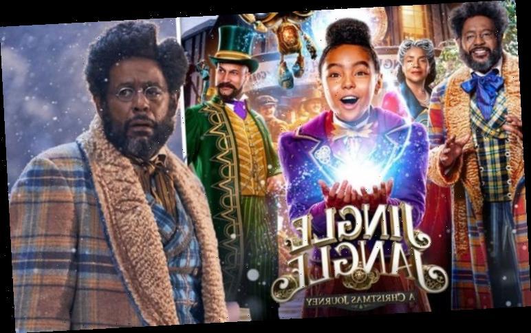 Jingle Jangle A Christmas Journey review: Gorgeous but forgettable festive Netflix film