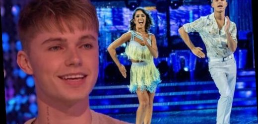 HRVY and Janette Manrara to win Strictly Come Dancing as huge clue unveiled
