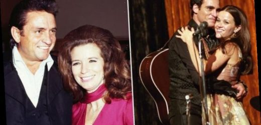 Walk The Line: Johnny Cash's son 'complained' through production but can't help loving it