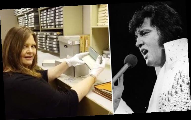 Elvis Presley: Uncovered archives surprise Graceland historian 'I've never heard of this!'