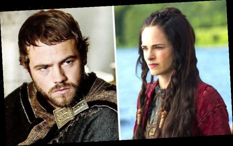 Vikings fans sent into meltdown as Kwenrith and Aethelwulf stars are reunited for new film