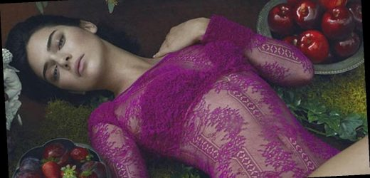 Kendall Jenner's hottest snaps as model turns 25 from topless to sheer dresses