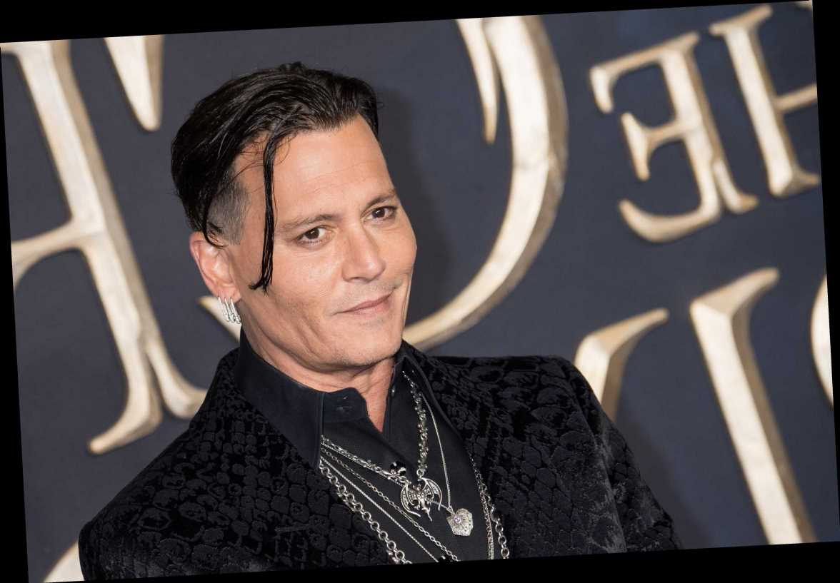 Johnny Depp Booted From 'Fantastic Beasts' Franchise