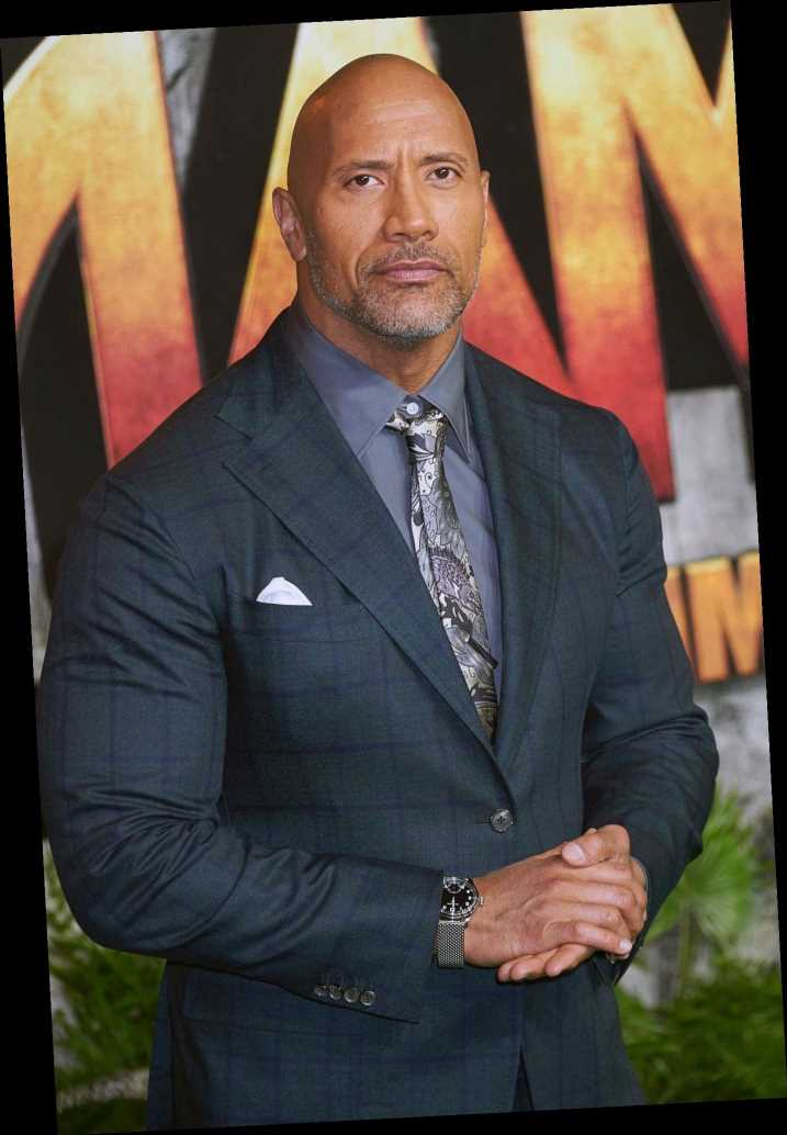 Dwayne Johnson Explains Why He Cried Over The Election Result
