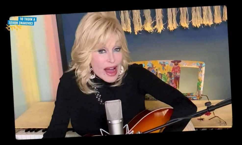 Dolly Parton 'Saved The World' By Funding Coronavirus Vaccine, Twitter Users Say