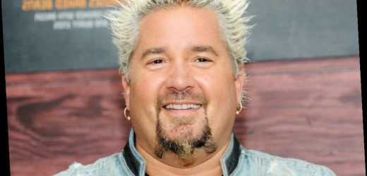Guy Fieri Never Had a 'Normal' Thanksgiving
