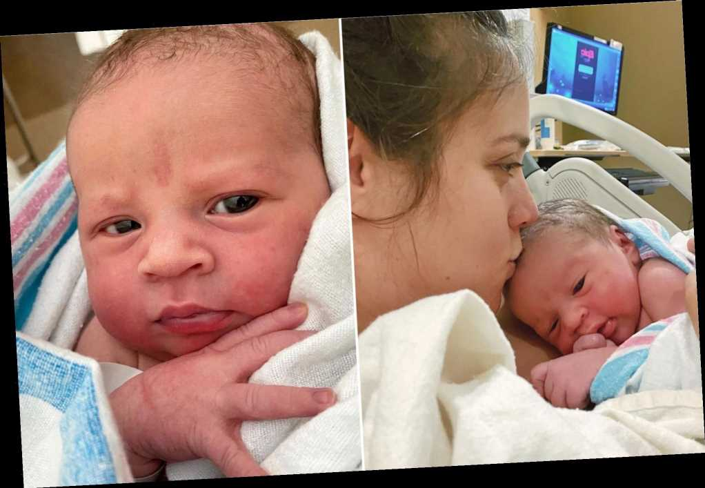 Jinger Duggar gives birth to baby girl