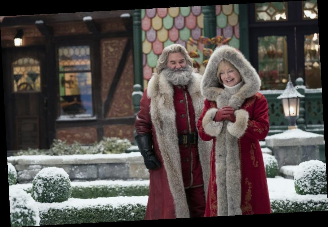 'Christmas Chronicles 2': How They Got Kurt Russell to Do a Musical Number With Darlene Love