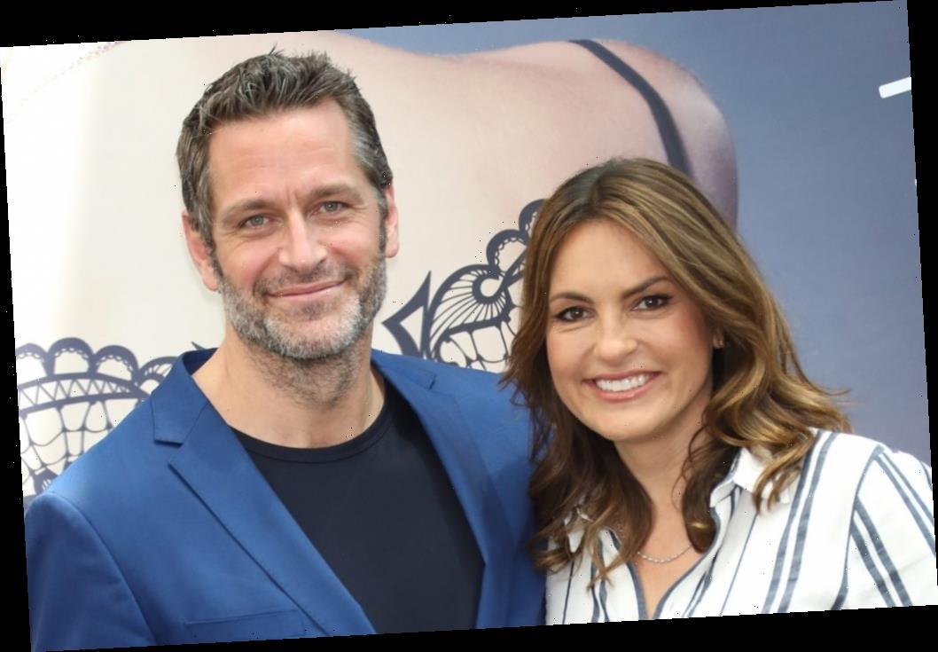 How Peter Hermann Congratulated Mariska Hargitay on Season 22 of 'Law & Order: SVU'