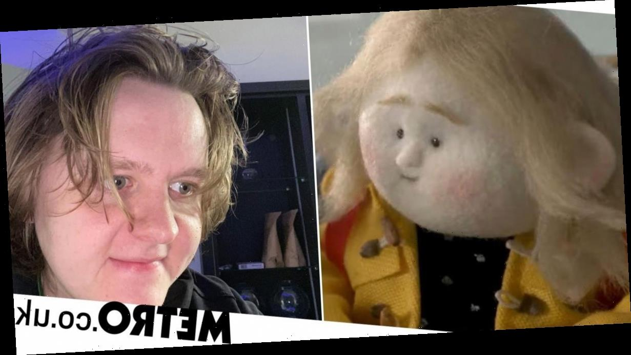 Lewis Capaldi has fans howling with John Lewis Christmas ad 'appearance'