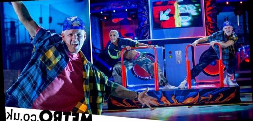 Jamie Laing and Karen Hauer top Strictly leaderboard with epic street dance